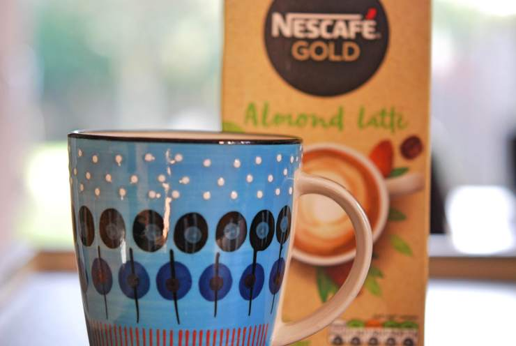 Nescafe Gold Almond Latte Review | Your Food Fantasy