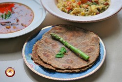 Amaranth Flour Paratha | Rajgira Paratha - Your Food Fantasy