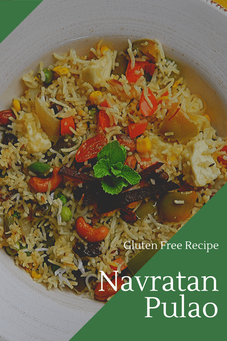 Navratan Pulao Recipe | Your Food Fantasy