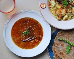 Tempered Red Lentil - Tadka Masoor Dal | Your Food Fantasy