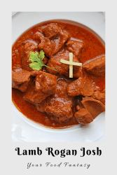 Lamb Rogan Josh Recipe | Your Food Fantasy