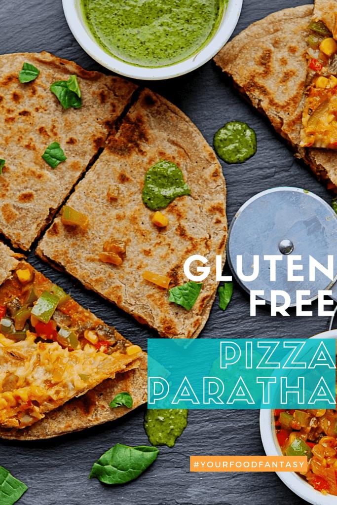 Pizza Paratha Recipe   Your Food Fantasy