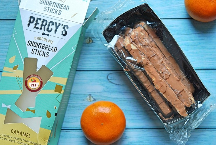 Percy's Caramel Shortbread Review | Your Food Fantasy