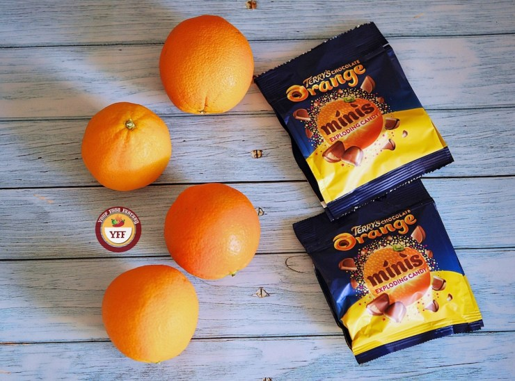 Terry's Orange Chocolate review   Your Food Fantasy