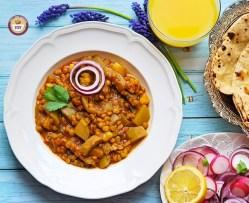 Lauki Chana Dal Curry Recipe | Your Food Fantasy