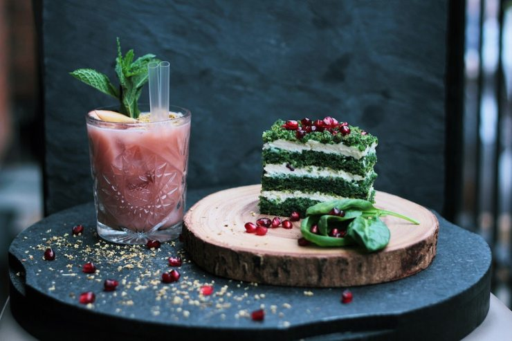 Green Cake | Your Food Fantasy