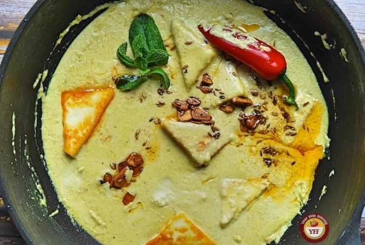 Lehsuni Paneer | Garlic Paneer Recipe | Your Food Fantasy