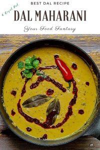 Dal Maharani Recipe | Your Food Fantasy