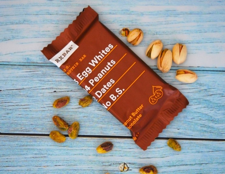 RXBAR Protein Bar - Your Food Fantasy
