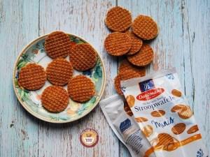Daelmans Stroopwafels Mini Caramel Review