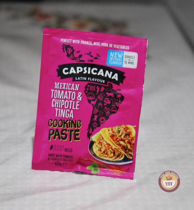Capsicana Cooking Paste Review