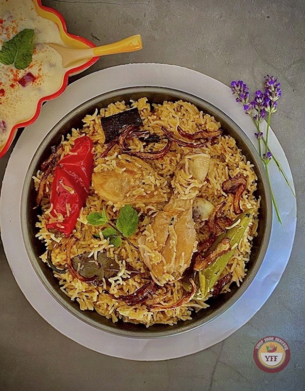 Chicken Yakhni Recipe