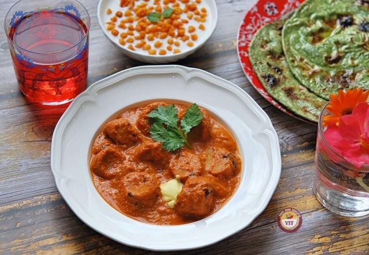Soya Chaap Makhni - How to make soya chaap