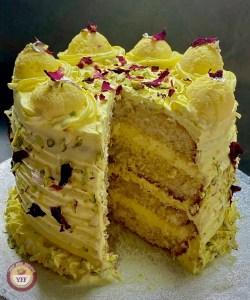 Homemade Rasmalai Cake