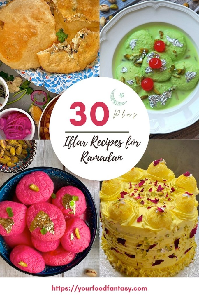 Iftar Recipes for Ramadan, what to make for iftar