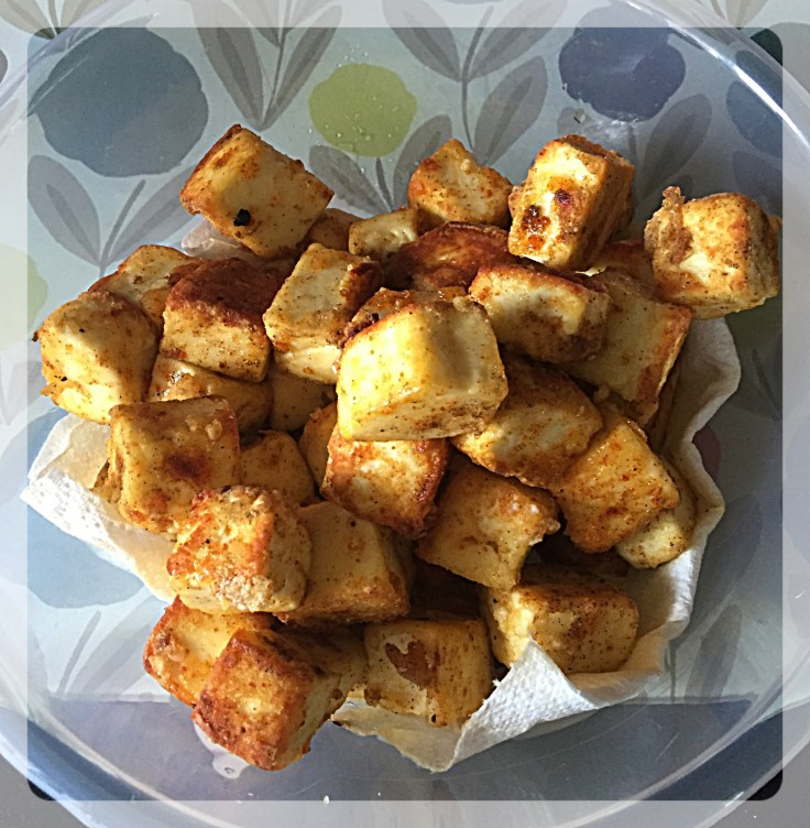 Fried paneer for chilli-paneer at yourfoodfantasy