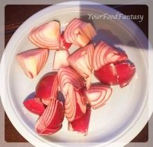 Onion for paneer tikka | paneer tikka recipe at your food fantasy