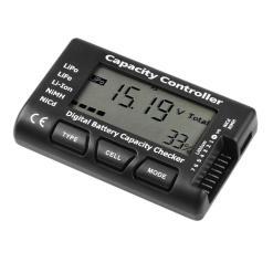 Digital Battery Capacity Voltage