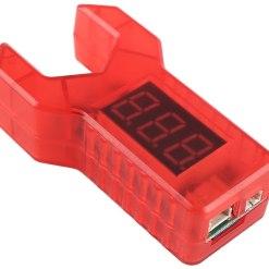 Red 1s lipo checker