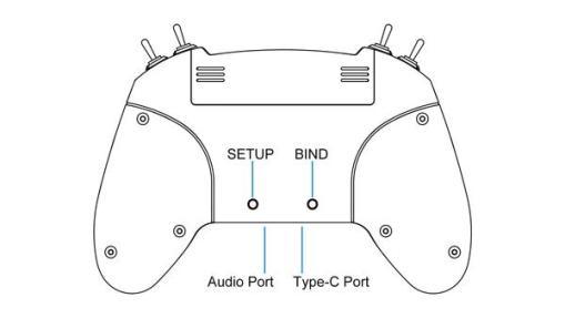 Betafpv Lite_Radio_2 RC Controller