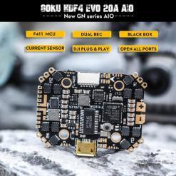 GOKU Flywoo Rc FC HDF4 EVO 20A 2-6S AIO Labels