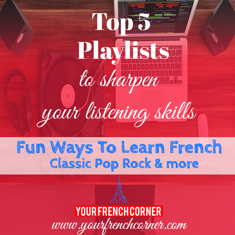 Top 5 playlists to sharpen your listening skills