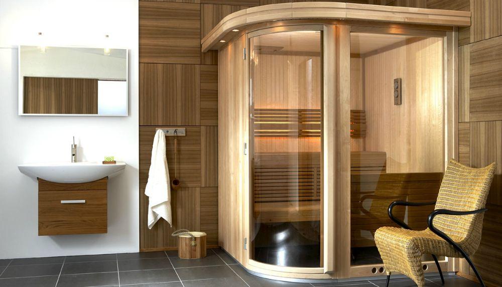Sauna e bagno turco la casa diventa centro di benessere your