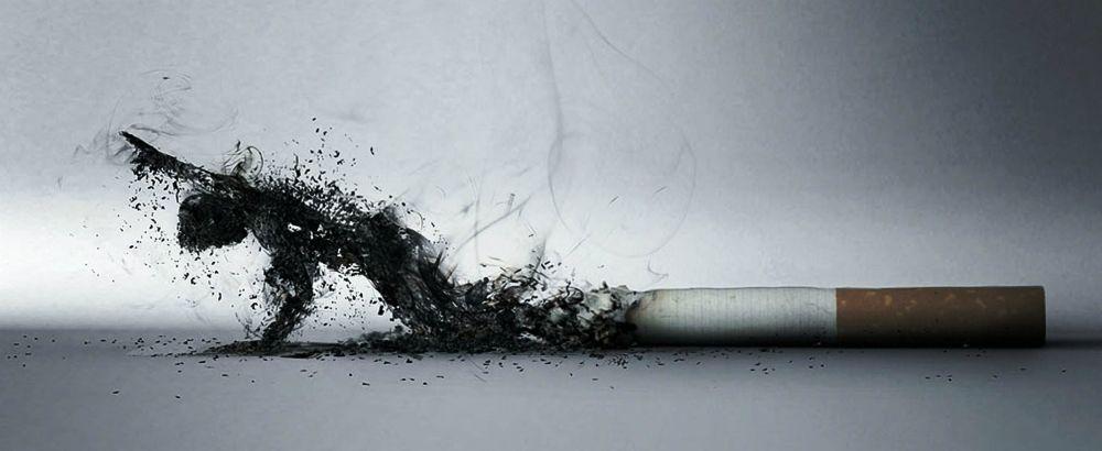 Sigaretta No grazie troppi rischi