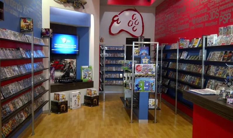 Tienda Gamer's Paradise