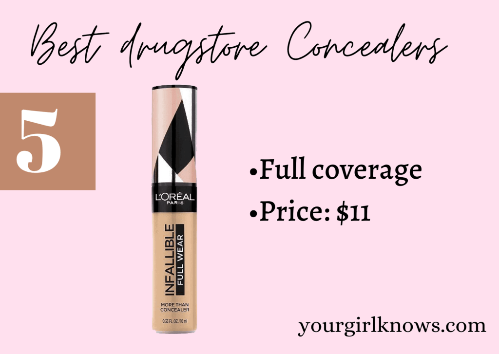 TOP 8 DRUGSTORE CONCEALERS TO FAKE A NIGHT'S SLEEP