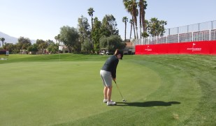 Kraft Nabisco Tournament Course