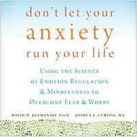 Don't Let Your Anxiety Run Your Life