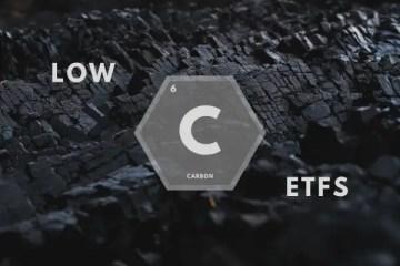Low carbon 600 - low carbon etfs