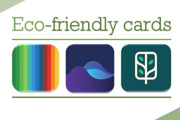 ecocards - eco-friendly card