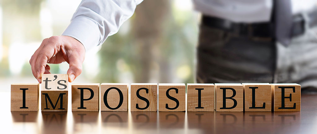 Meeting challenges is possible