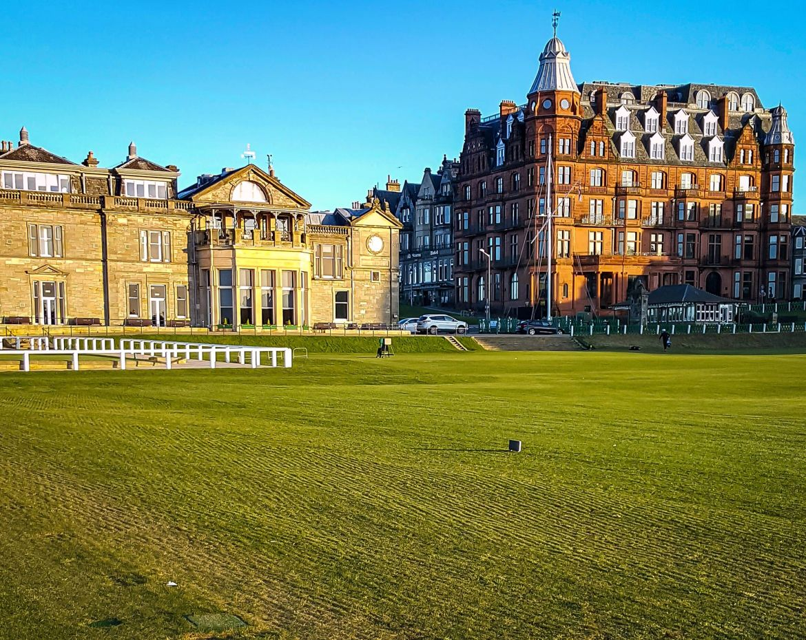 Old Course St. Andrew's