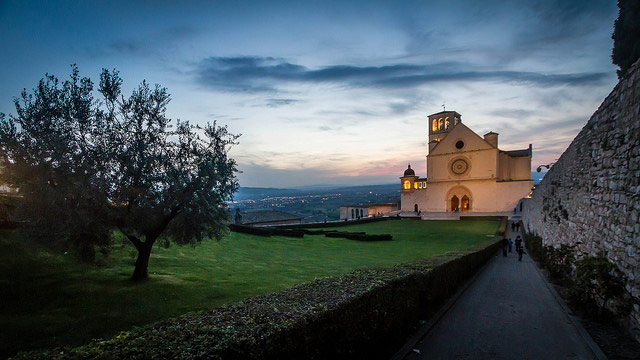 Assisi. Photo by Nicola.