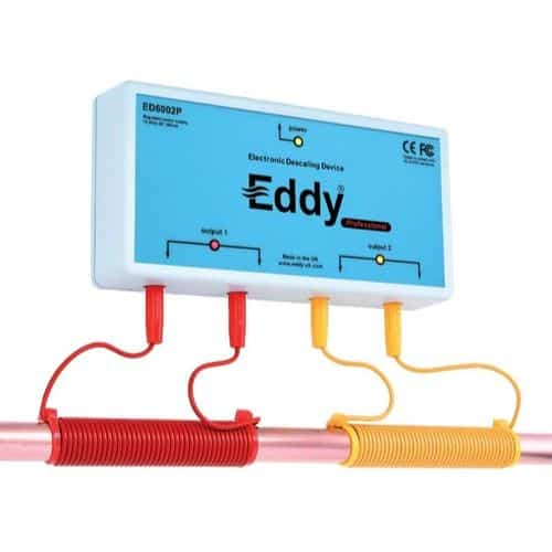 Eddy Electronic water softener system
