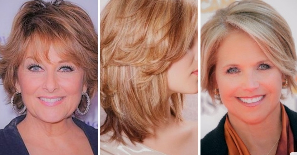 Flattering Haircuts For Thin Hair And Round Face 2019