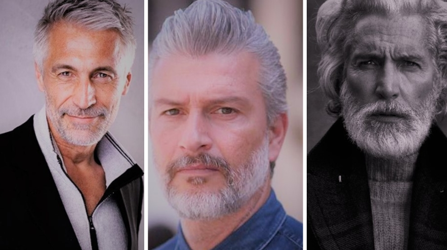 Latest Men Hairstyles For Thin Hair Over 40 You Need To Try