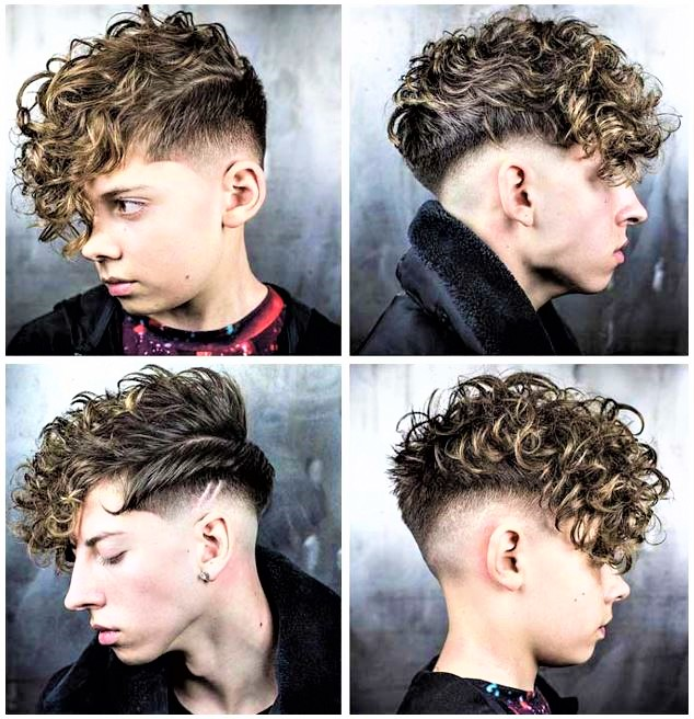 Best Haircut For Curly Hair Men Yourhairstyler Com