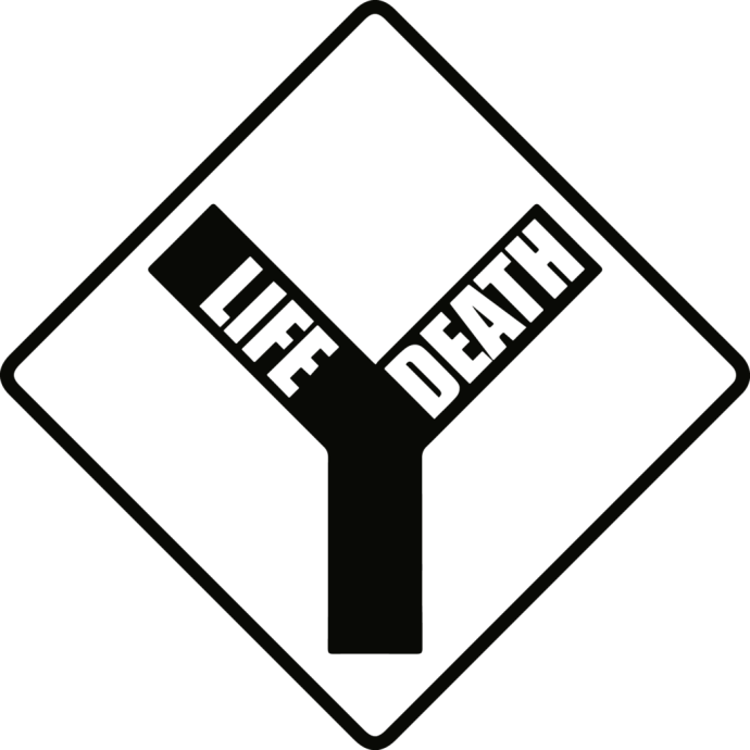 Image result for crossroads of life and death