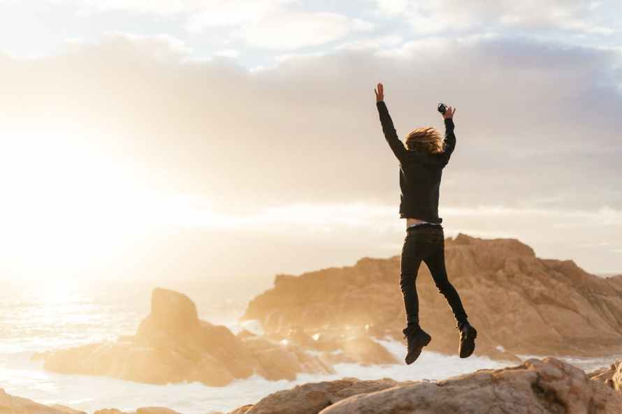 A Health Journey is like taking a Leap of Faith