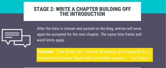 Stage 2 Chapter