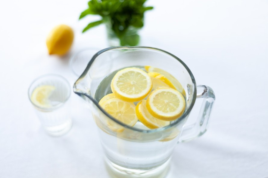 Avoid regularly consuming sweet drinks like soda, milk, and juice. Hydrate with water (you can add some lemon or cucumber slices to it).