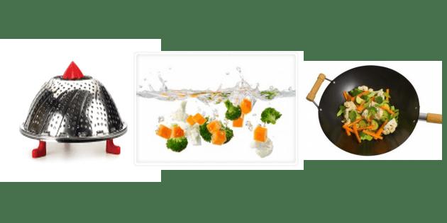 veggie cooking