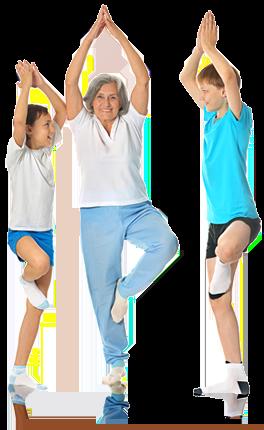 yoga-grandma