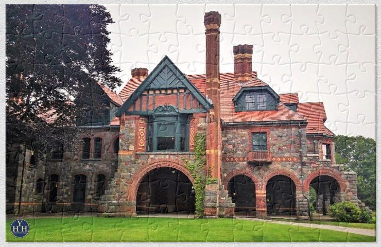 Historic New England's Eustis Estate Puzzle Historic House