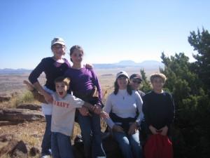 A Family Hike