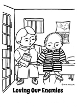 Loving Our Enemies